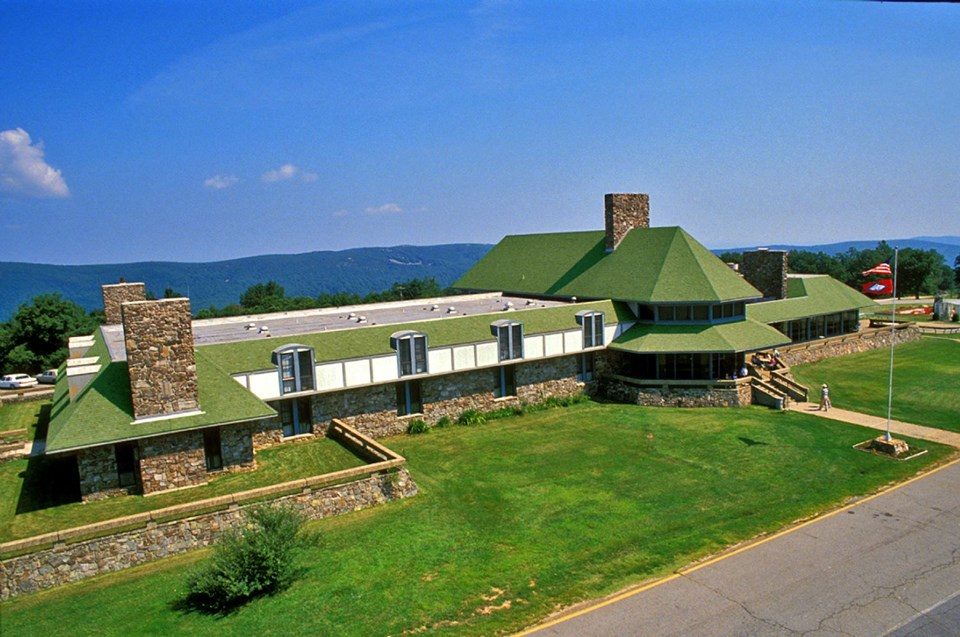 Queen Wilhemena Lodge in Mena, AR. Photo courtesy of the Arkansas Department of Parks and Tourism.